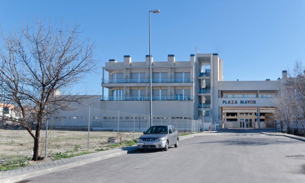 Centro Comercial Plaza Mayor Rivas Larvin