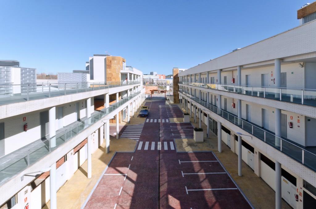Centro comercial Plaza Mayor Rivas Vaciamadrid