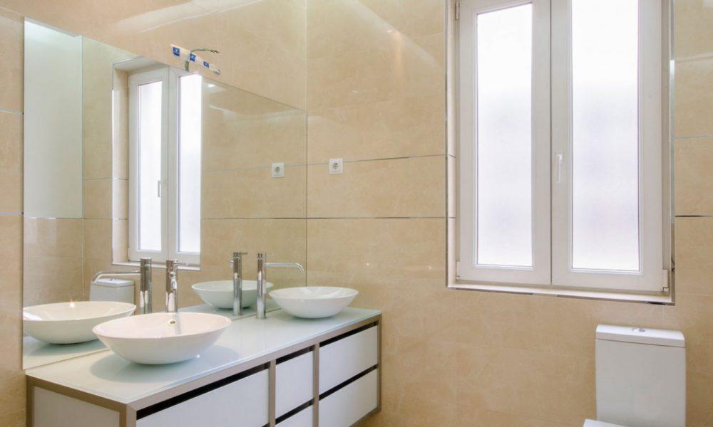 Baño piso Larvin Madrid Gran Vía