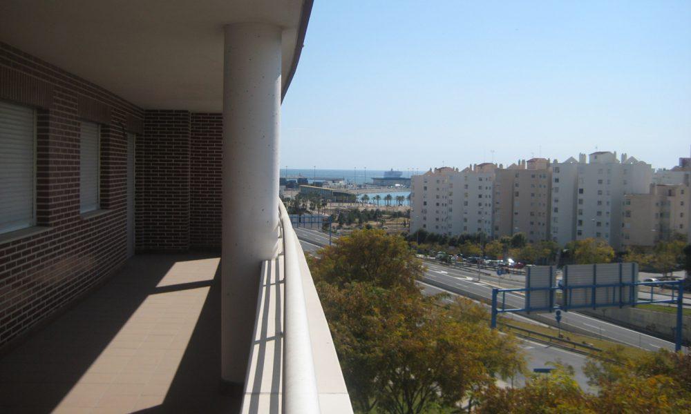 Terraza Pisos Alicante Larvin