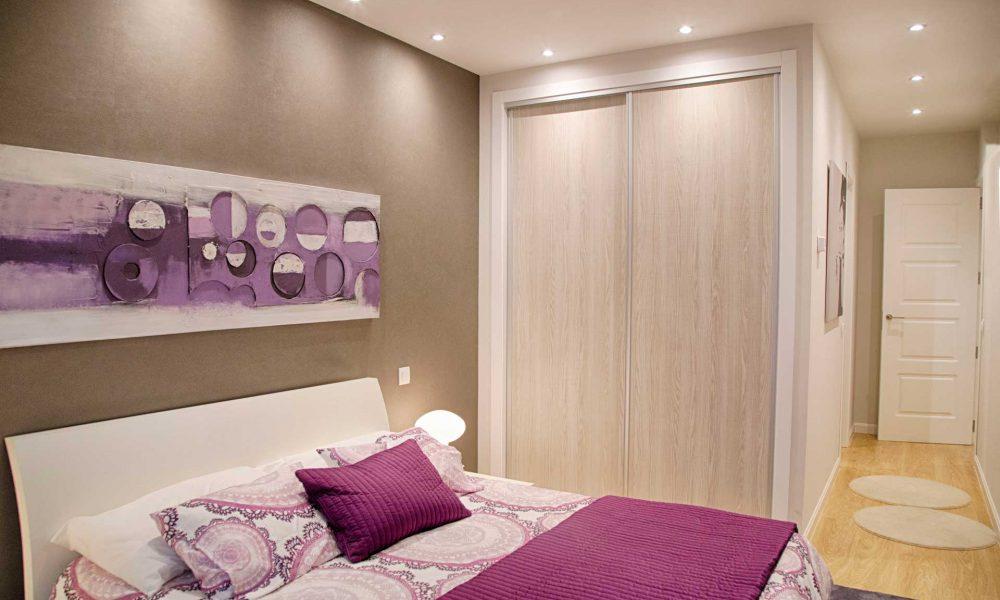 Chalet Rivas Vaciamadrid Dormitorio