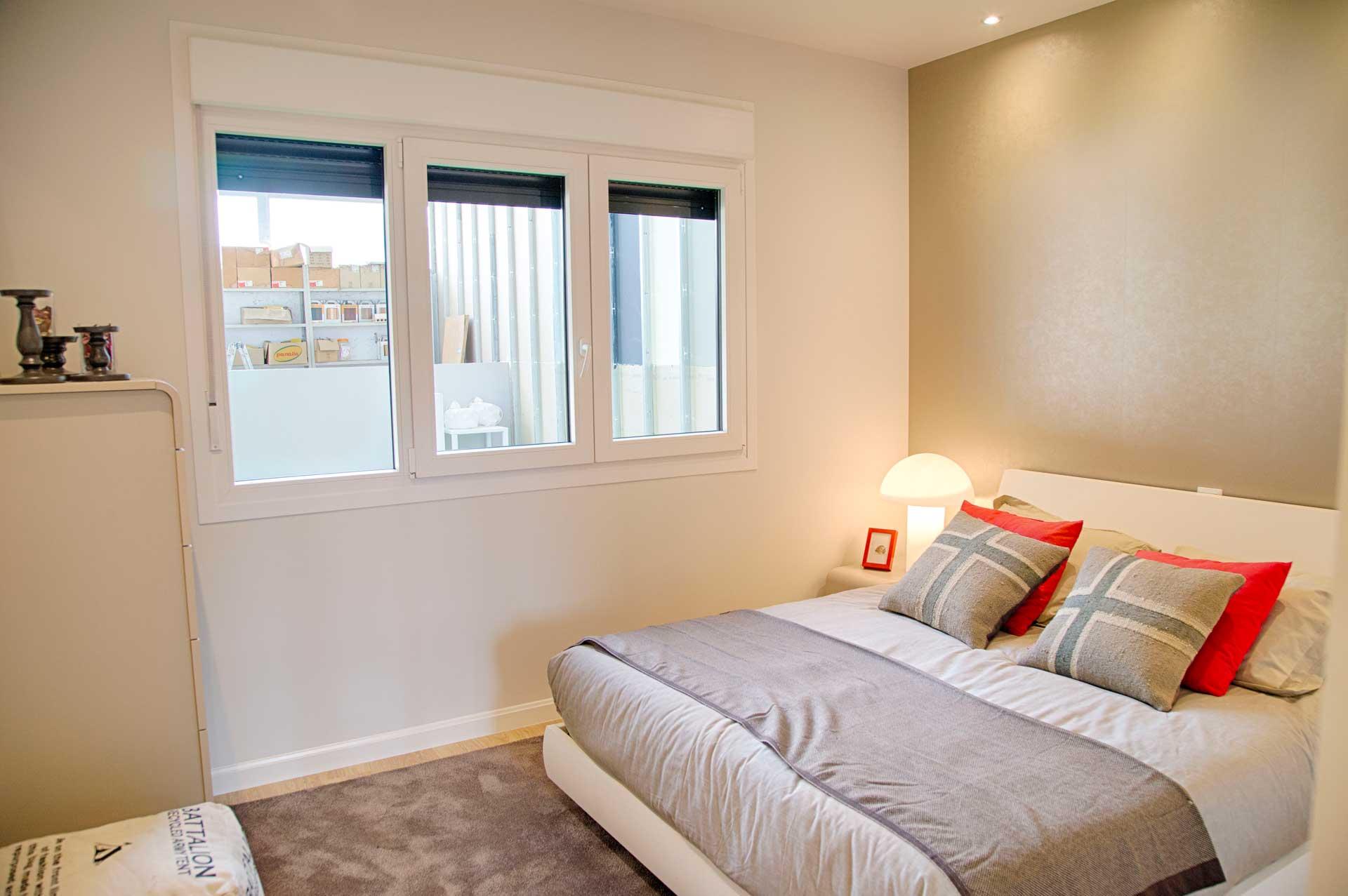 Dormitorio de Chalet Rivas Vaciamadrid Dormitorio