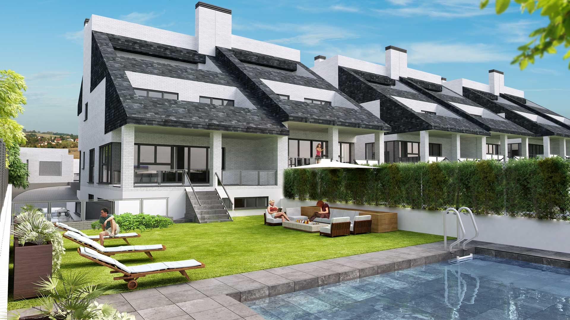 Venta y alquiler de viviendas en rivas vaciamadrid - Muebles en las rozas europolis ...