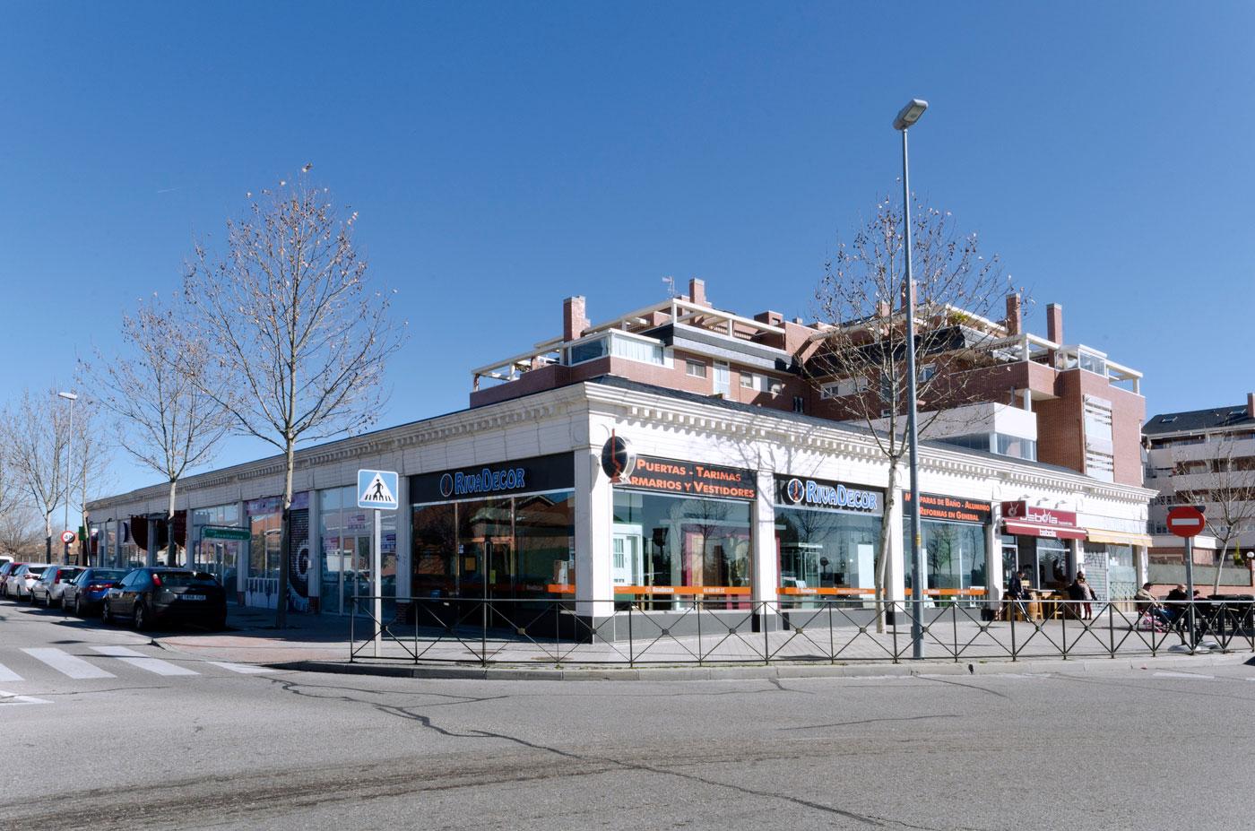 locales comerciales en Calle Jovellanos - Rivas Vaciamadrid