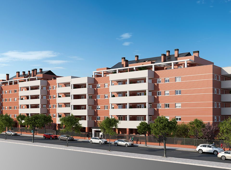 pisos rivas vaciamadrid