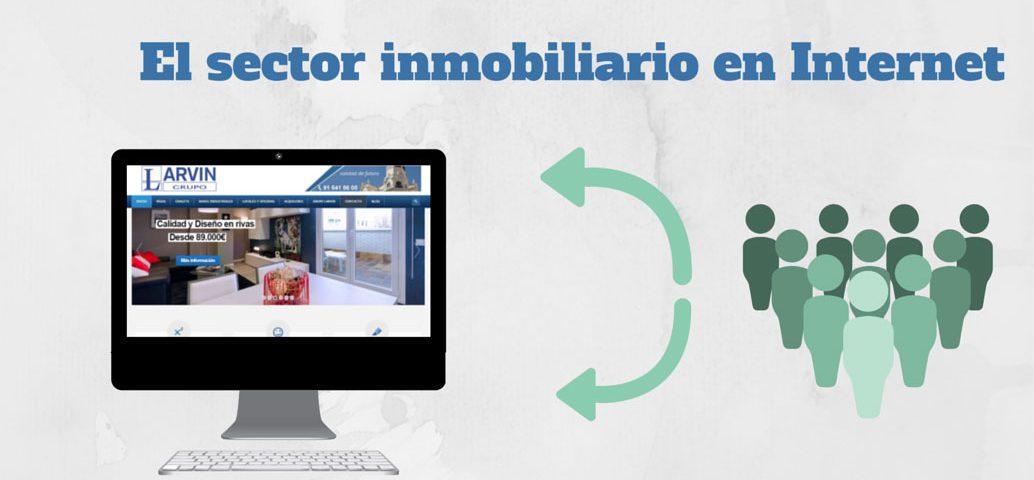 Sector inmobiliario en Internet
