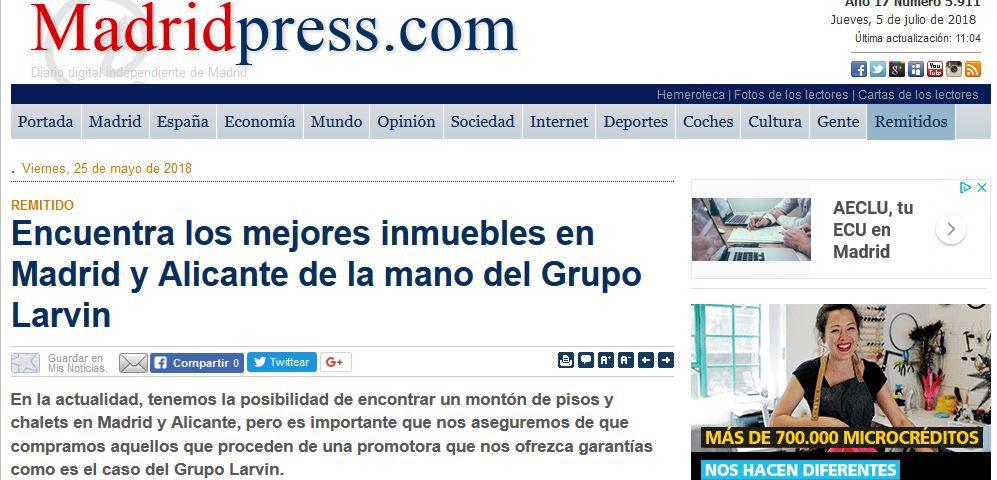 promo larvin madridpress noticias
