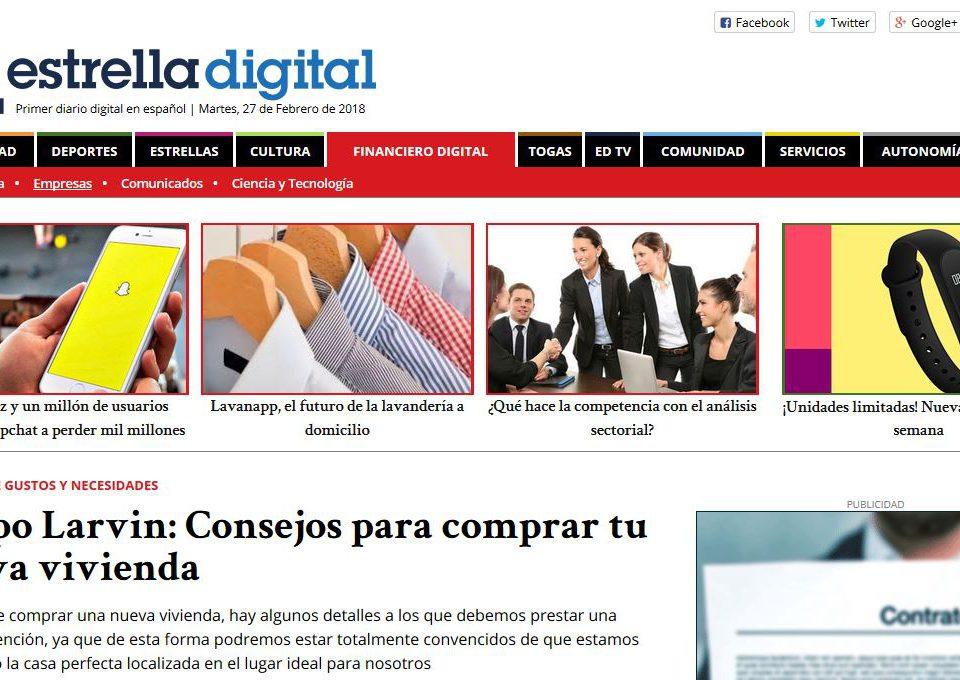 grupolarvin estrelladigital revista online