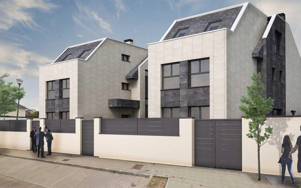 promoción de viviendas en Pozuelo 43456c1d57f1