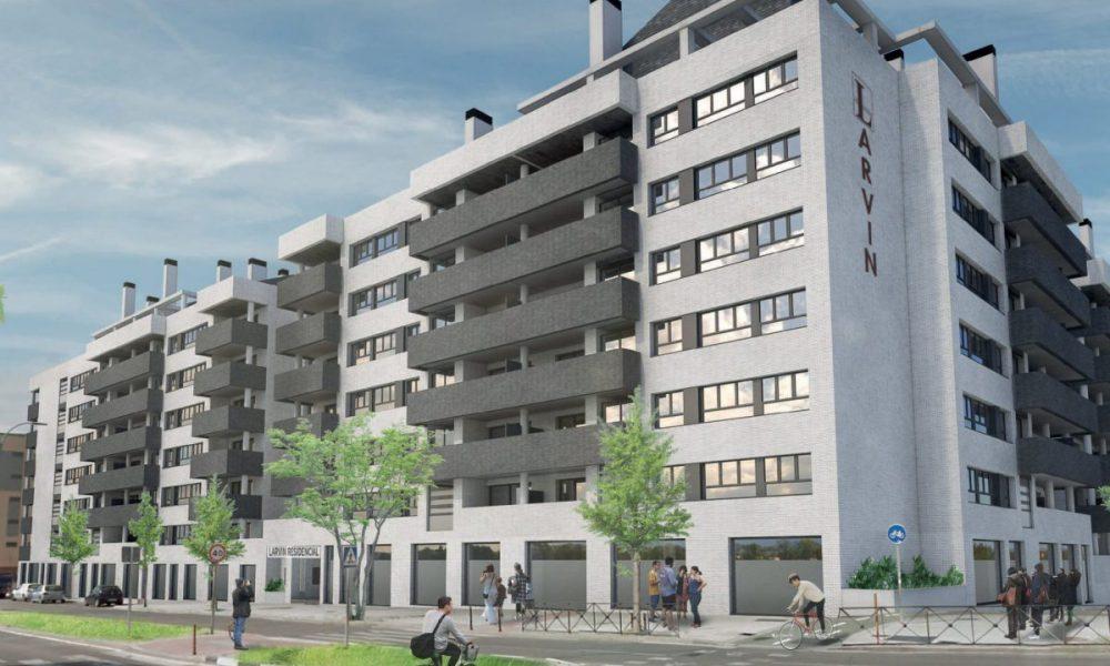 residencial pisos avenida del levante vaciamadrid rivas