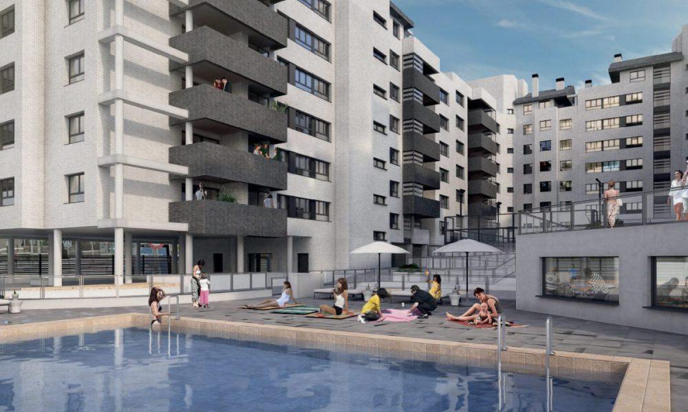 residencial pisos avenida del levante
