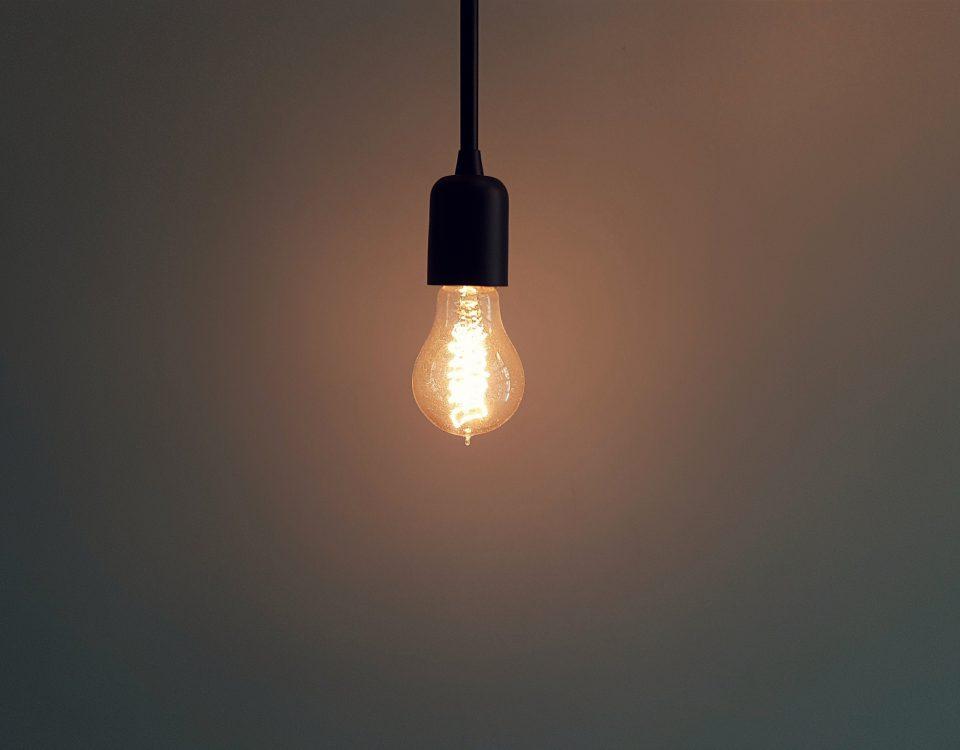subida de la luz